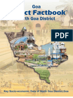 District level socio-economic data of North Goa District, Goa