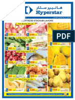 Lahore Market Flyer