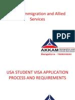 Student Visa Consultants in Bangalore