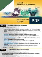 Explicit-STR 16.0 L02 Intro to Workbench