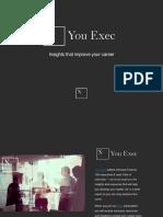 Business Presentations templates
