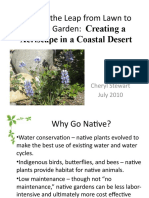 Making the Leap From Lawn to Native Garden