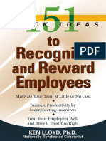 151 Quick Ideas to Recognize and Reward Employees.pdf