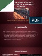 Analisis Sismico de Una Edificacion de Albañileria Armada