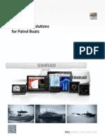 Simrad PatrolBoat Brochure 14FEB2012 S