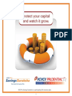 ICICI Pru Savings Suraksha