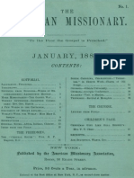 American Missionary Jan 81