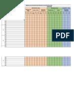 Rubrica de Evaluacion de Proyectos 2013