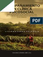 Libro Acompanamiento en Clinica Psicosocial