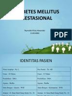 Reynaldo Gestasional Diabetes