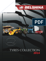 Catalog BELSHINA 2014