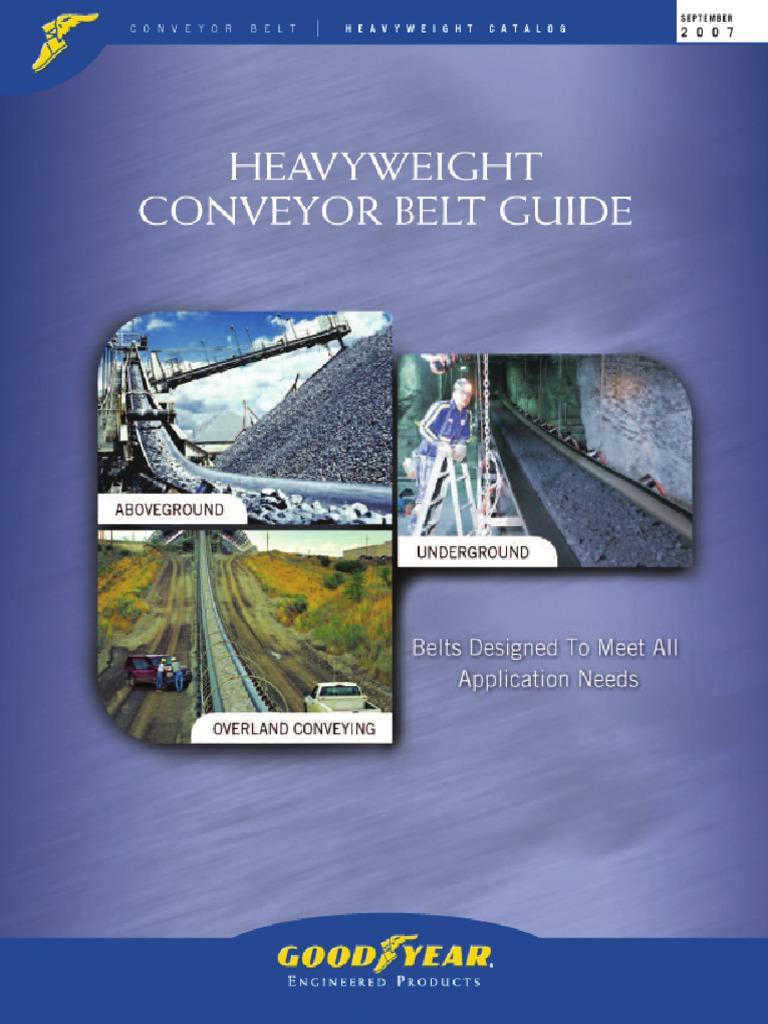Goodyear_Conveyor_Belting.pdf   Belt (Mechanical)   Construction Aggregate