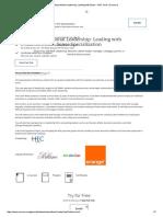 Inspirational Leadership_ Leading With Sense - HEC Paris _ Coursera
