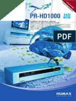 PR-HD1000