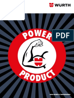 Wurth Catalogo Power Products