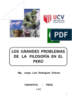 Problemas Filosofía Perú