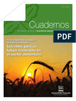 Futuro Sostenible Sector Alimentario