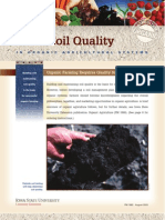 Organic. Soil Quality in Organic Agricultural Systems