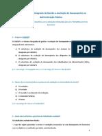 SIADAP – Sistema Integrado de Gestão e Avaliação do Desempenho na Administração Pública