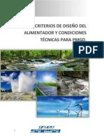 Condiciones Técnicas Para Conexión PMGD