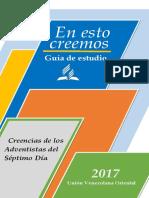 Guía de Estudio 28 Creencias IASD