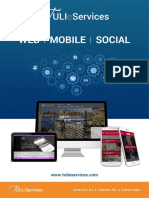 TULI eServices Company Brochure
