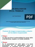 Clase 5 Riesgos Biológicos en El Trabajo
