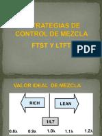 Estrategia Control de Mezcla Gasolina
