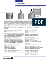 d10 Oxygen Probe Accessories Gb 1104