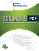 (686776255) Advanced Excel- IT006- Brochure