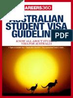 Australian Student Visa Guidelines