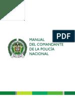Manual Del Comandante de La Policia