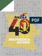 Angola 40 Anos