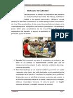 monografia consumo - ORGANIZACION