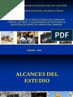Comp de La Product Cargador Front Cat980g y La Excav Cat345lb