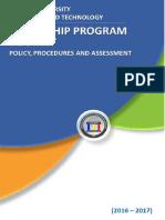 Internship Program Booklet V2