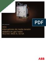 CA_HD4(ES)S_1VCP000004 -2017.03