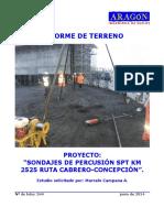 344 - Informe de Terreno Km 2525 Ruta Cabrero - Concepción (Mod 2406)