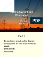 1 Electric Current and Resistance.ppt