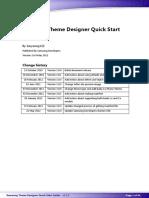 Samsung Theme Designer Quick Start Guide