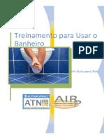 Manual Treinamento Para Usar o Banheiro