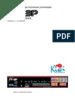 Kiwi3P UM v270