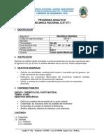 Civ103 Contenido y Bibliografia Uagrm