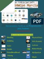 OSHWCON14-Entornos Graficos Con Arduino