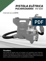 Manual Hv600
