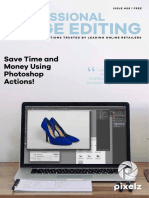 Workflow Batch Processing Photoshop P