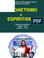 Estudo Do Magnetismo e Espiritismo 2015 Aula 1 a 31