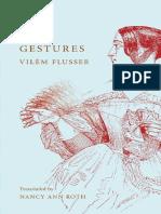 Gestures - Vilém Flusser