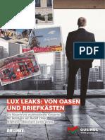 Broschüre_ Lux Leaks - Von Oasen Und Briefkästen