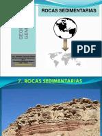 Clase 7 Rocas Sedimentarias